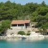 Fishermen houses Murter Kornati