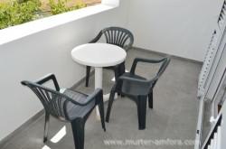 Appartamento 1 (2+1) | Appartamenti LOKVICE Murter