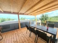 Ribiška hiša MOBIL HOUSE MISLAV Tisno
