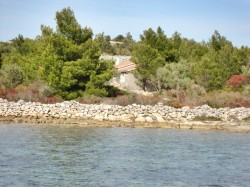 Ribiška hiša 1 (2+2) | Ribiška hiša TEGINA Zona Murter