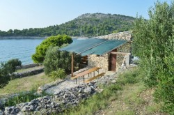 Casa di pescatore NIDO Zona Murter